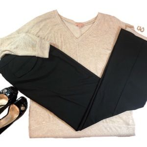 Gap True Black Modern Boot Pants Trousers  SZ 18R